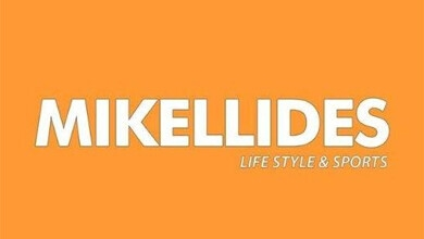 Mikellides Sports Logo