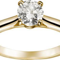 Athos Diamonds Solitaire Wedding Rings