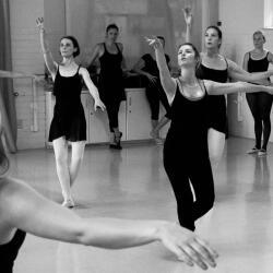 Ballet Class For Adults